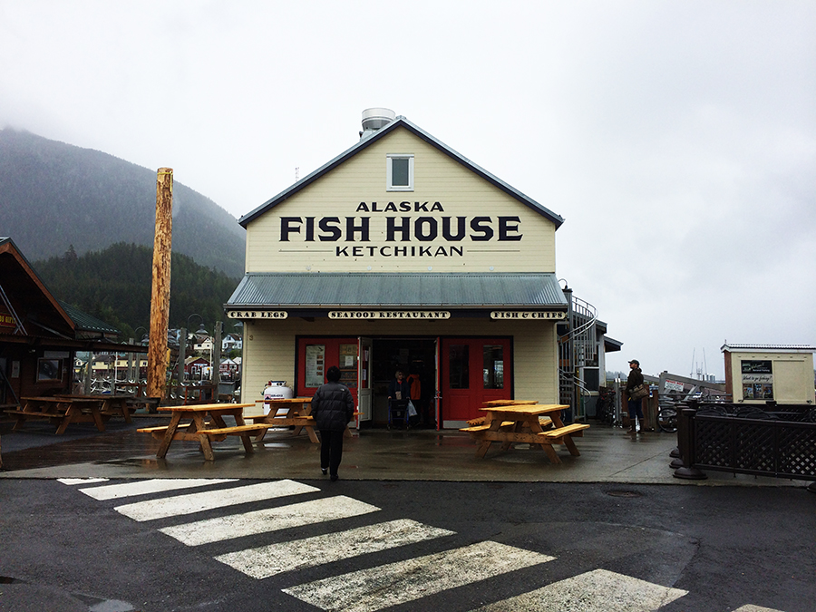Alaska Fish House Ketchikan 1
