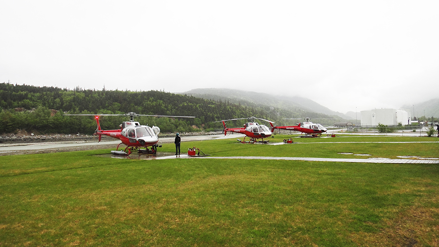 Alaska Adventures A helicopter ride and glacier walking 11
