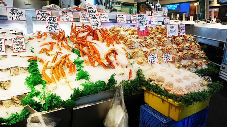 Pike Place Market 8