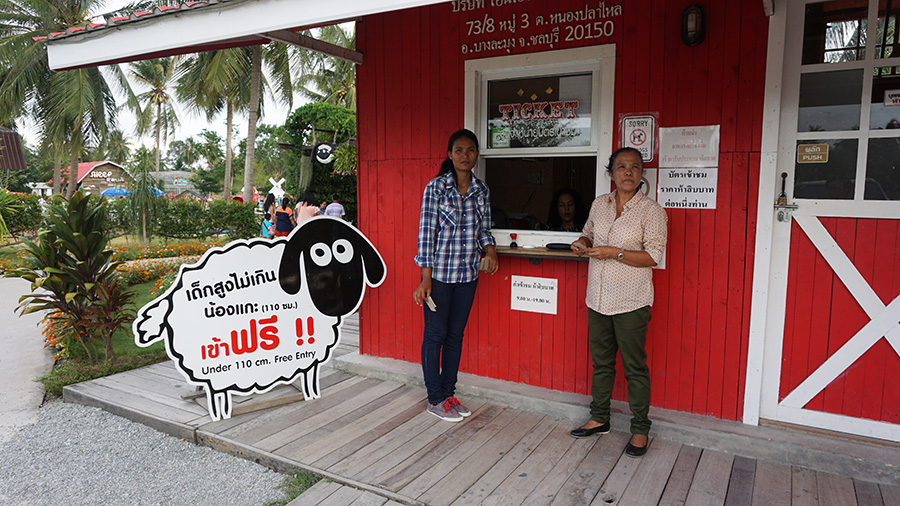 Pattaya Sheep Farm 2
