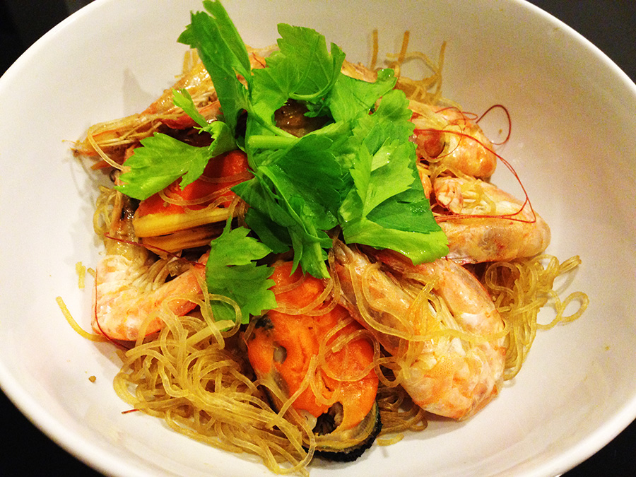 Shrimp Potted With Vermicelli 15