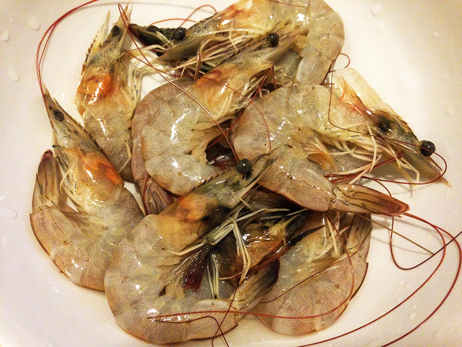 Shrimp Potted With Vermicelli 7