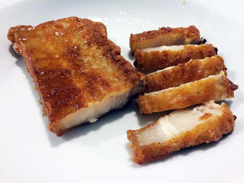 Fried Pork With Fish Sauce 6