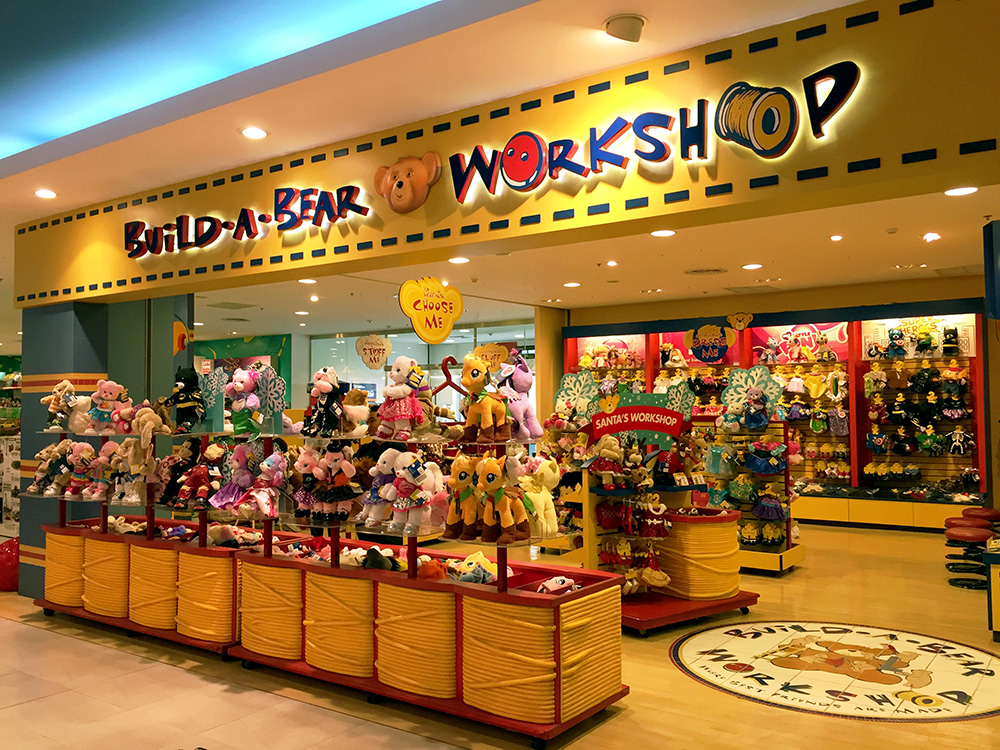Build A Bear Workshop 1