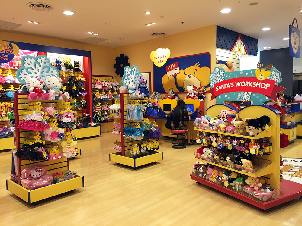 Build A Bear Workshop 4