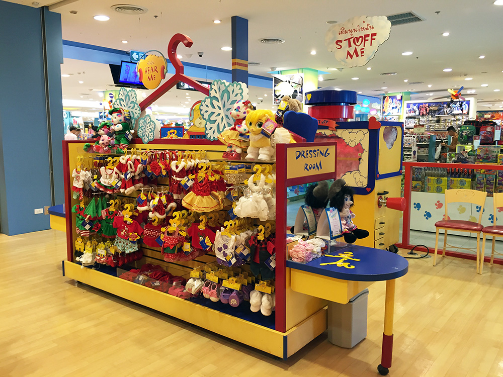 Build A Bear Workshop 5