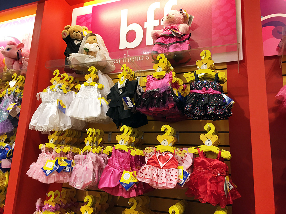 Build A Bear Workshop 9
