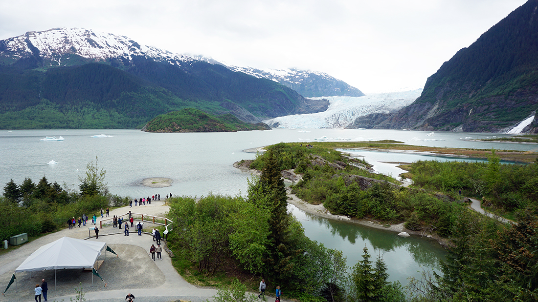Mendenhall Glacier Visitor Center 18