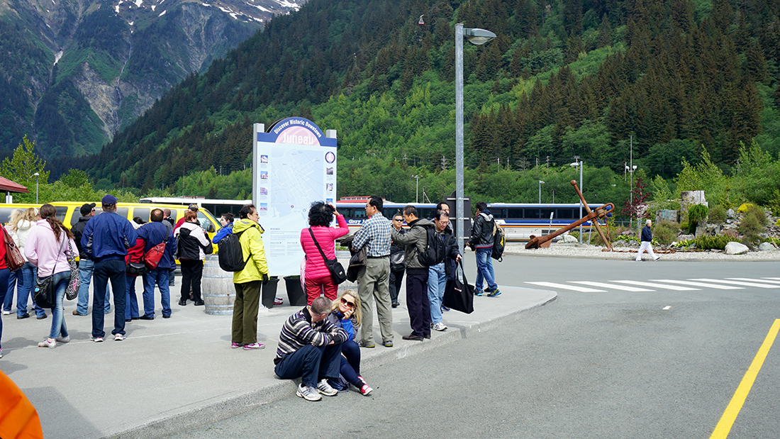 Mendenhall Glacier Visitor Center 2