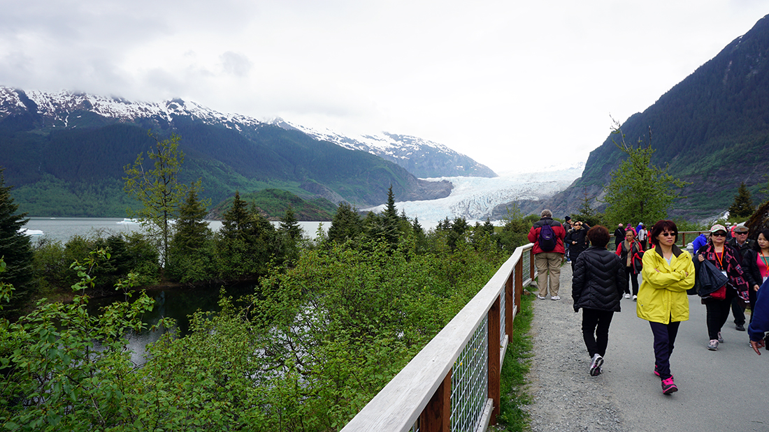 Mendenhall Glacier Visitor Center 5