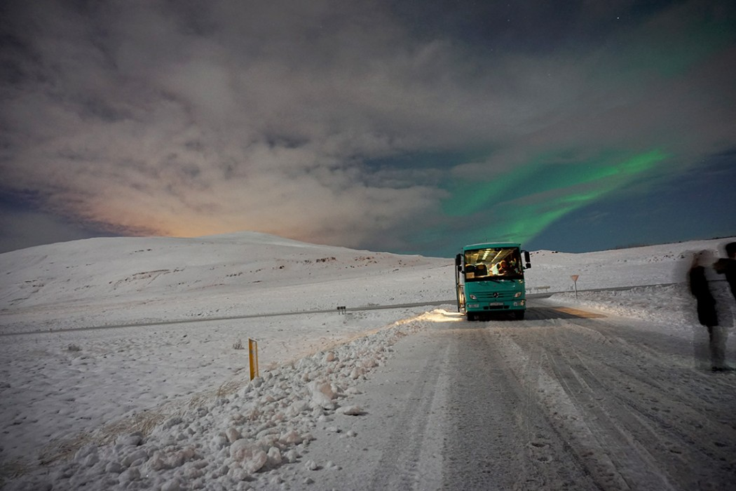 Northern Light Aurora Iceland 16