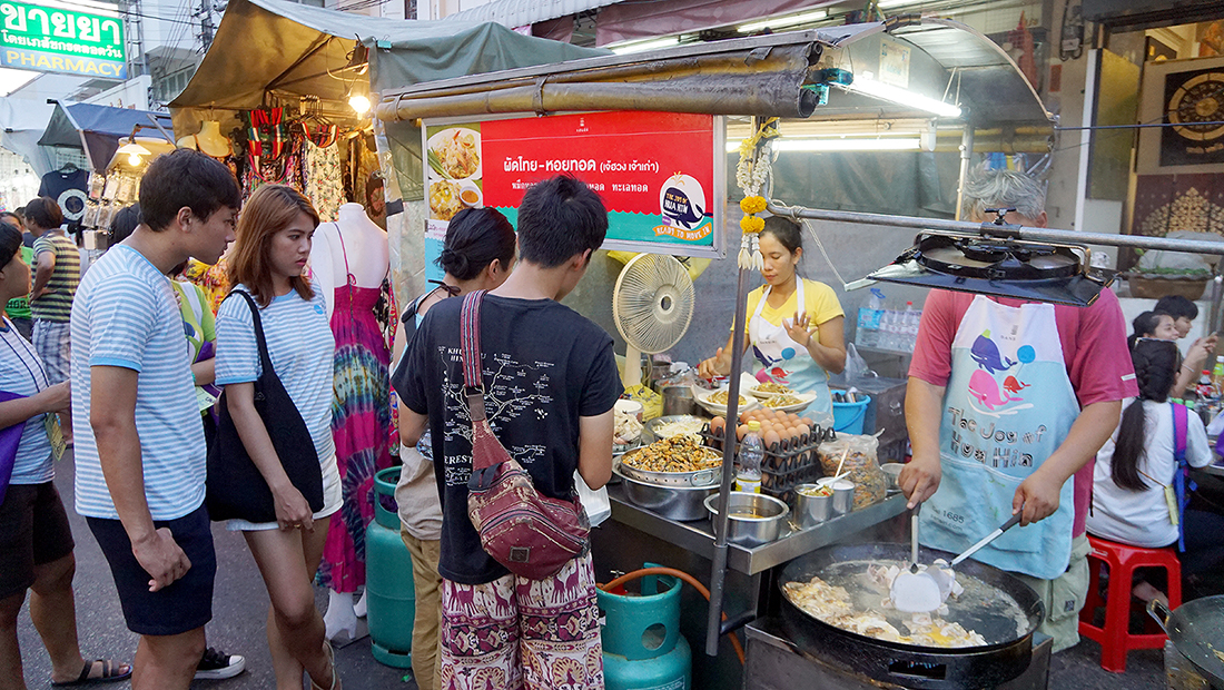 Lung Ja Seafood Hua Hin Night Market 3