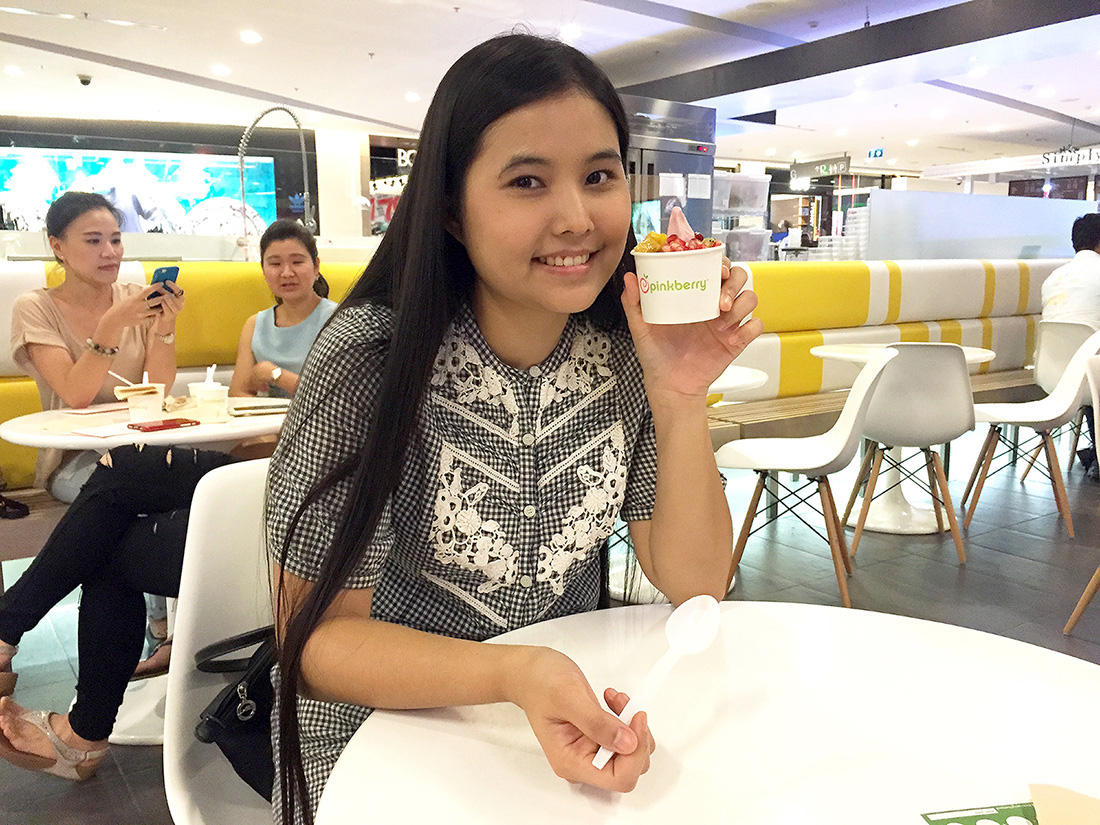 pink berry 7