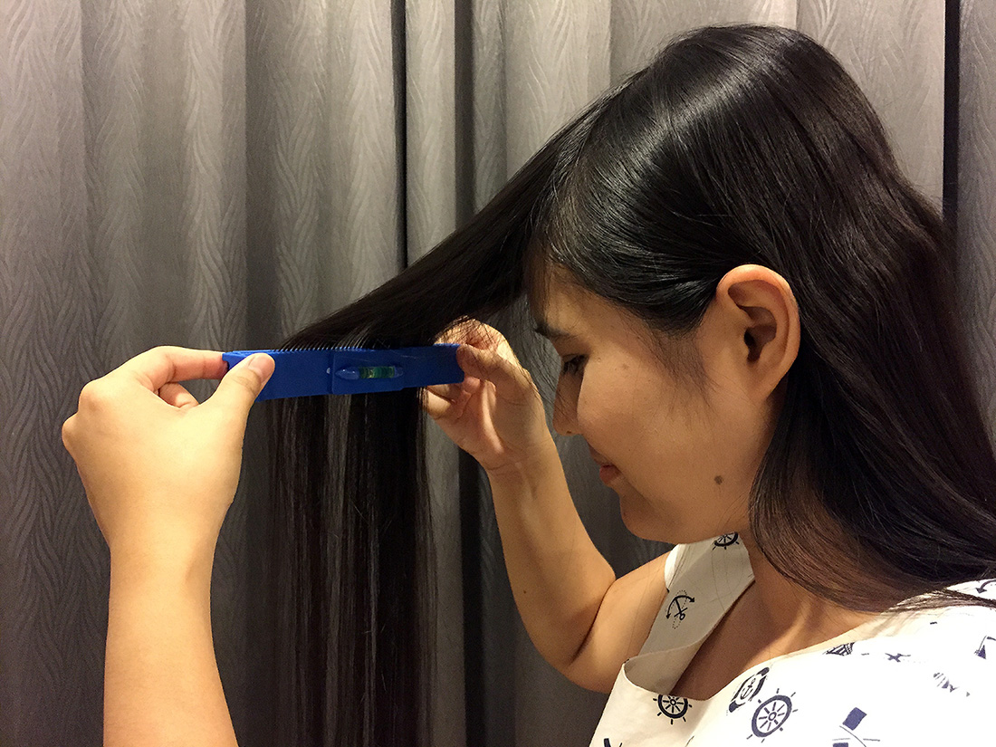 DIY Hair Cut 15