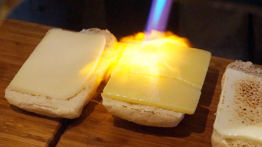 HOLY Cheese GRILLED SANDWICH 5