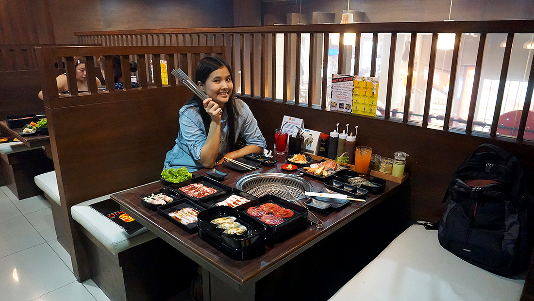 TENJO SUSHI AND YAKINIKU PREMIUM BUFFET 16