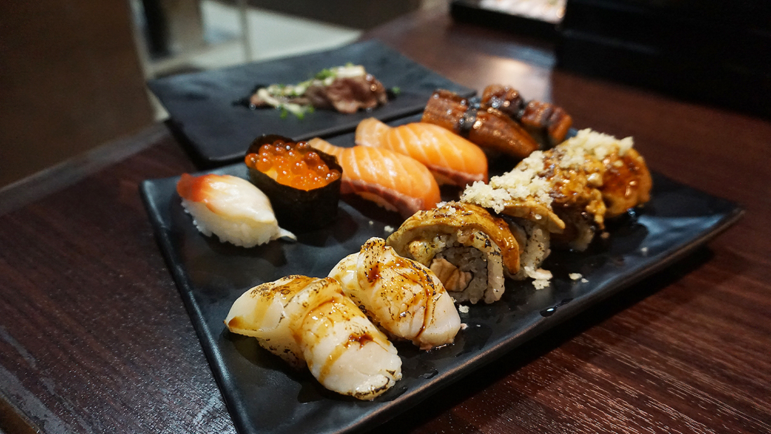 TENJO SUSHI AND YAKINIKU PREMIUM BUFFET 20