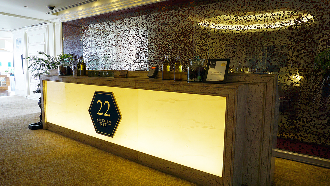 22 KITCHEN and BAR Dusit Thani BANGKOK 3