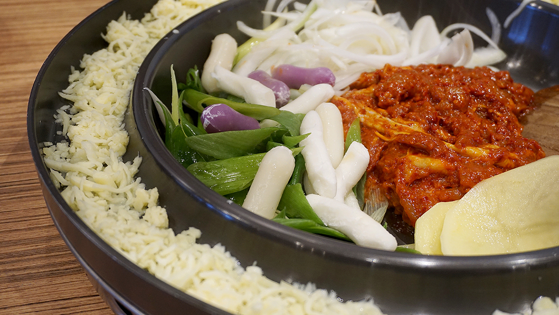 Yoogane Chicken Galbi 10