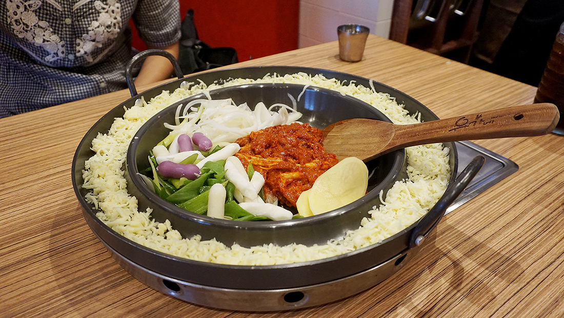 Yoogane Chicken Galbi 9