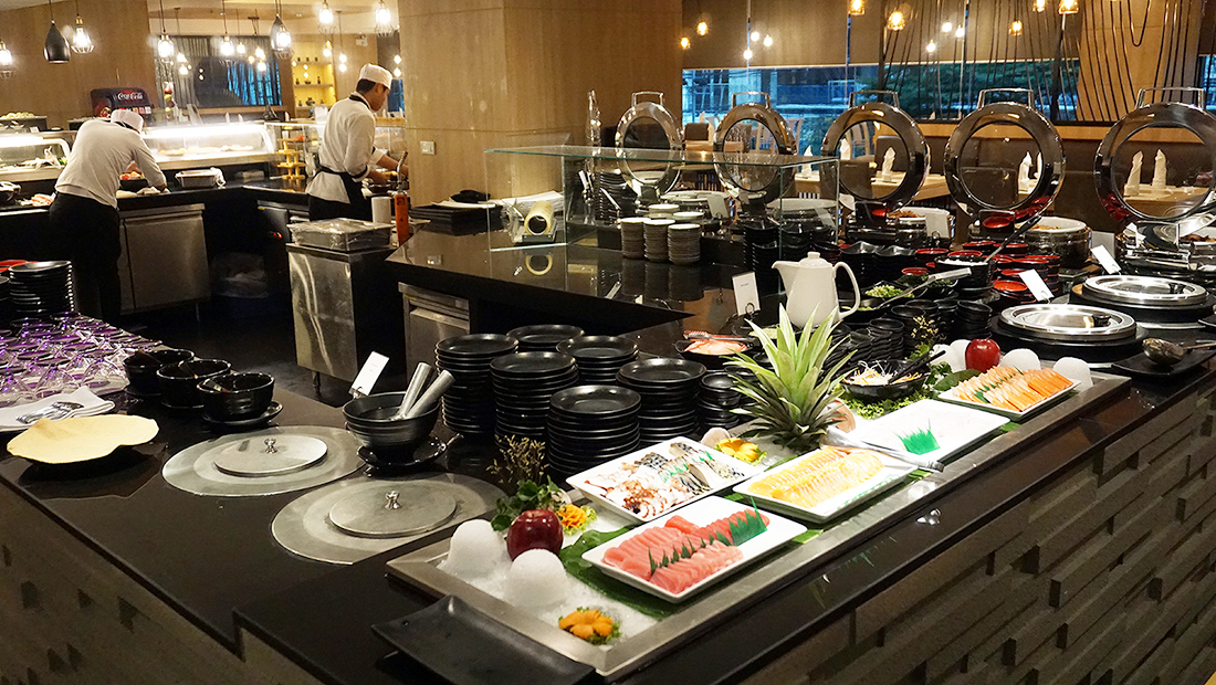 AGEHAN Japanese Restaurant Grand Mercure Bangkok Fortune 13