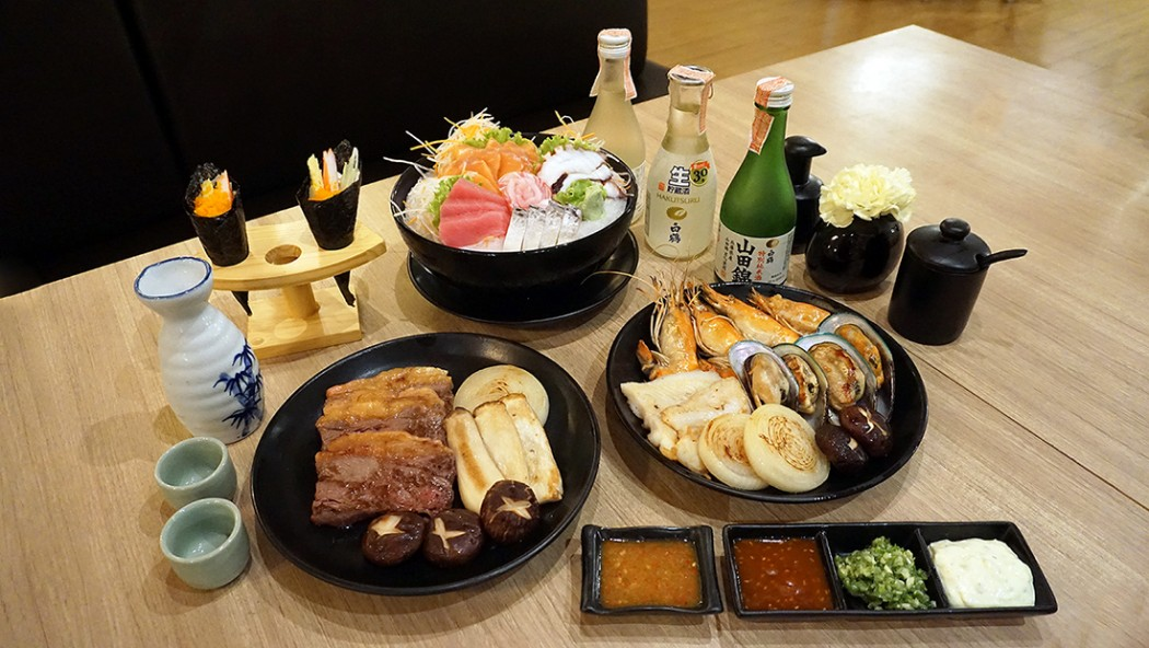 AGEHAN Japanese Restaurant Grand Mercure Bangkok Fortune 37