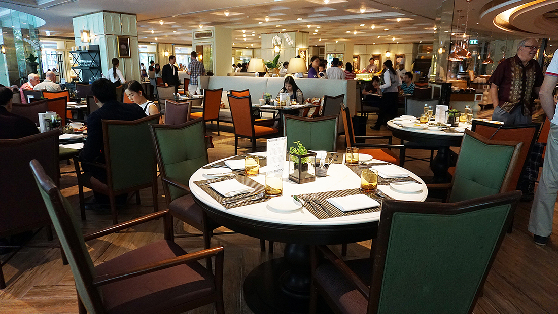 Sunday Brunch The Rain Tree Cafe Plaza Athenee Bangkok A Royal Meridien 54