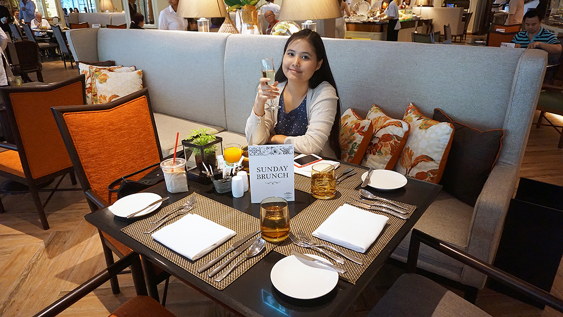 Sunday Brunch The Rain Tree Cafe Plaza Athenee Bangkok A Royal Meridien 55