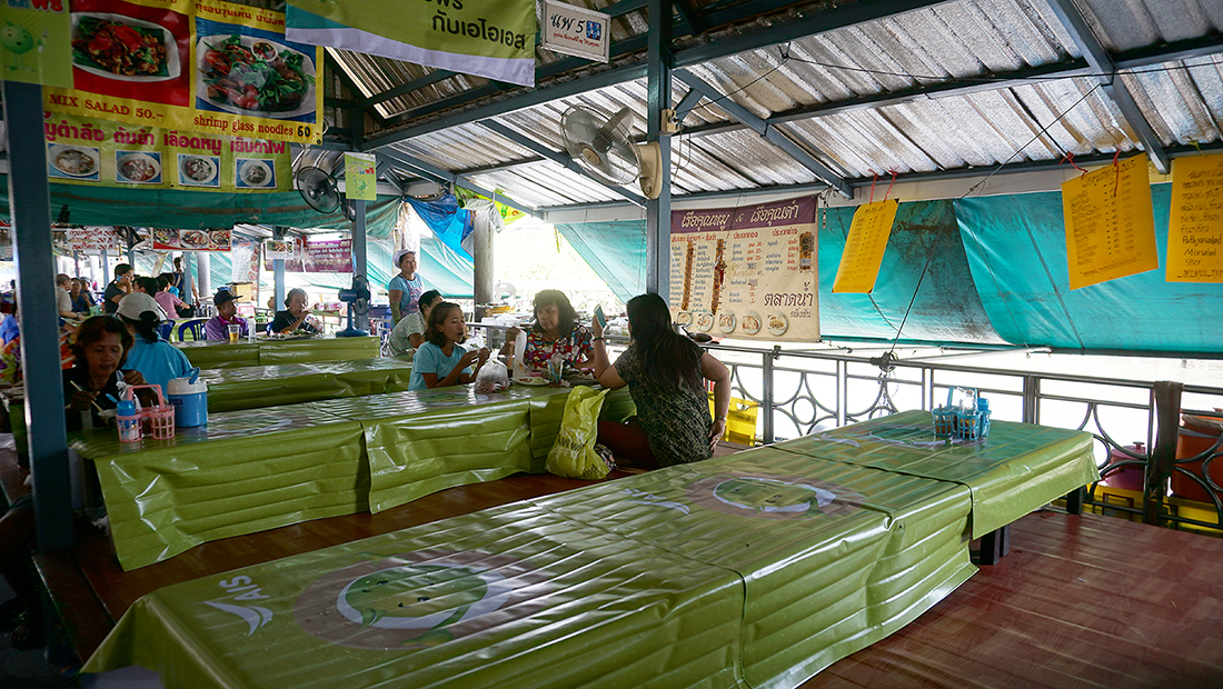 Taling Chan Floating Market 24