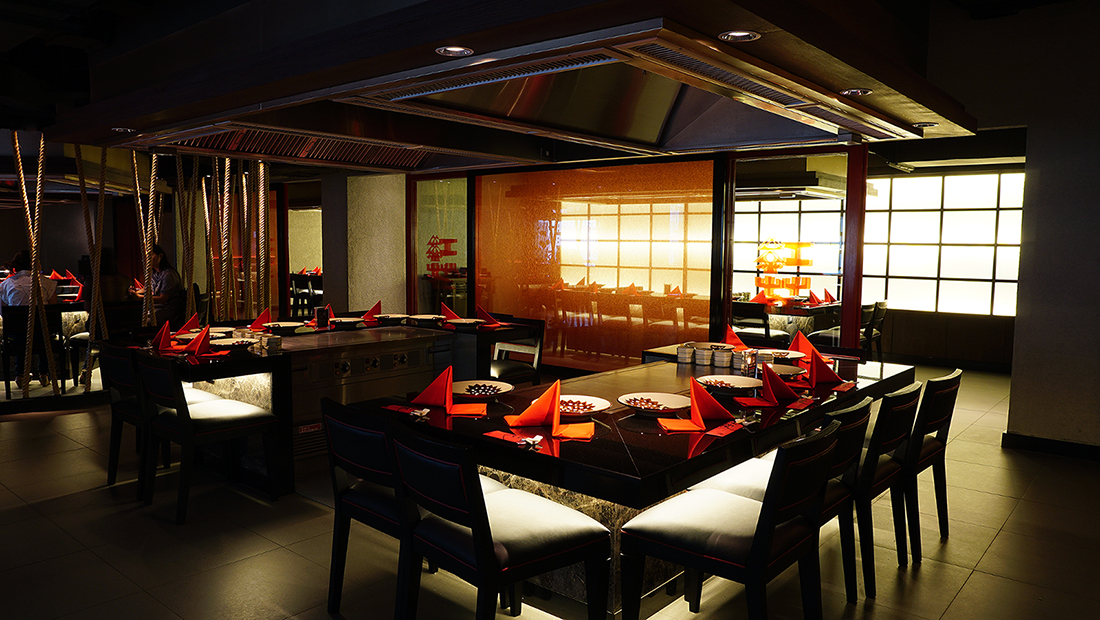 BENIHANA THE JAPANESE STEAKHOUSE AVANI Atrium Bangkok 4
