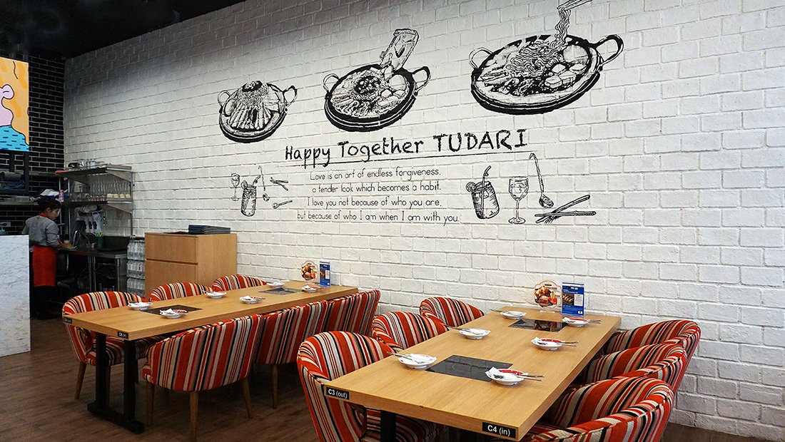 TUDARI Korean Casual Dining 3