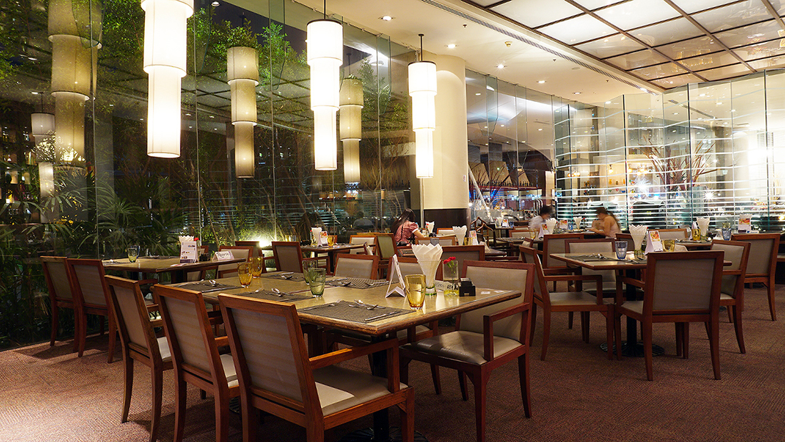International Buffet Grand Sukhumvit Hotel Bangkok 1