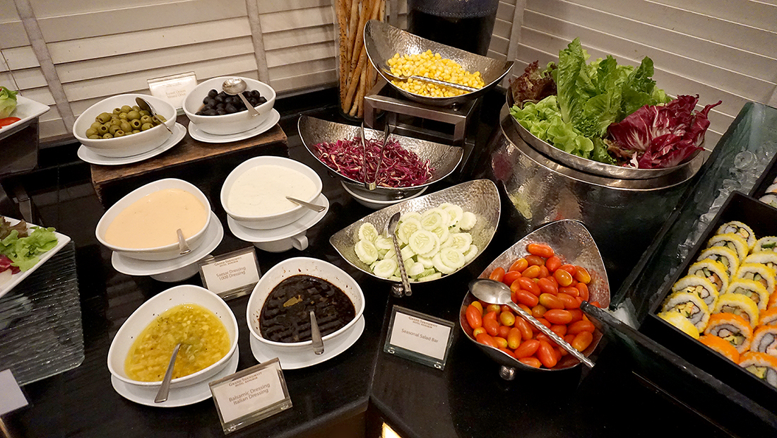 International Buffet Grand Sukhumvit Hotel Bangkok 22