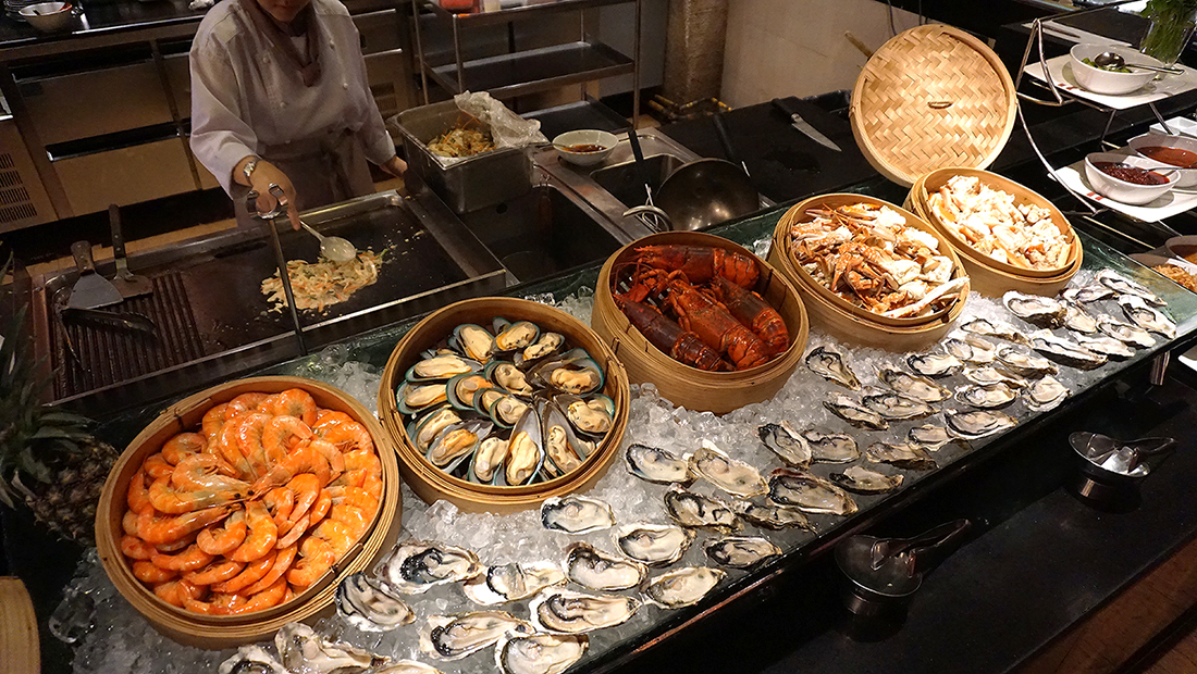 International Buffet Grand Sukhumvit Hotel Bangkok 3