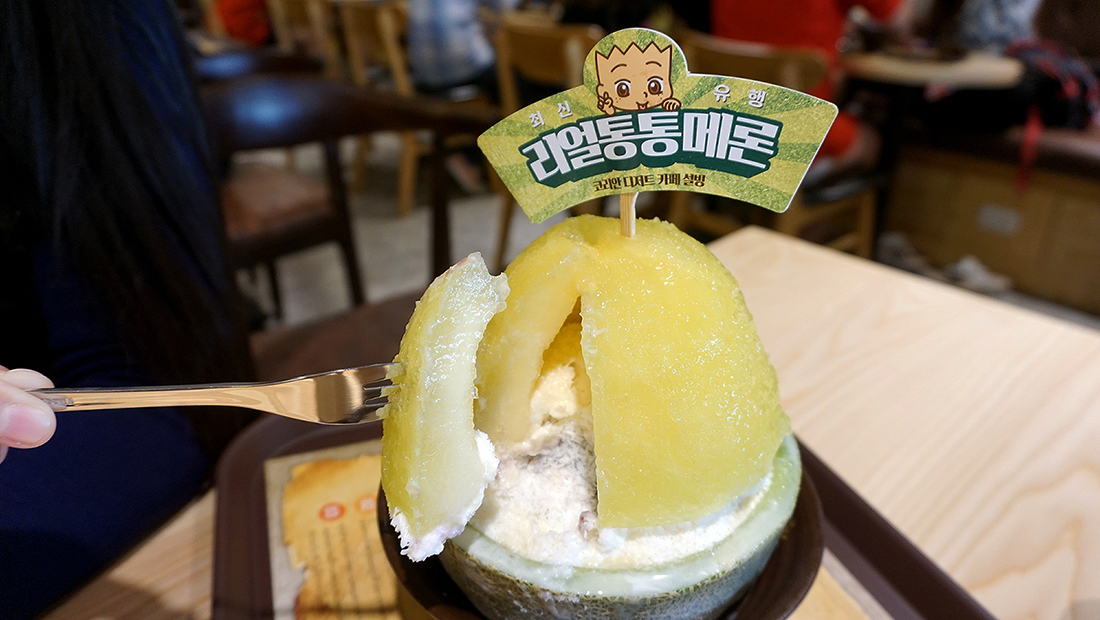 KOREAN DESSERT CAFE SULBING SIAM 17