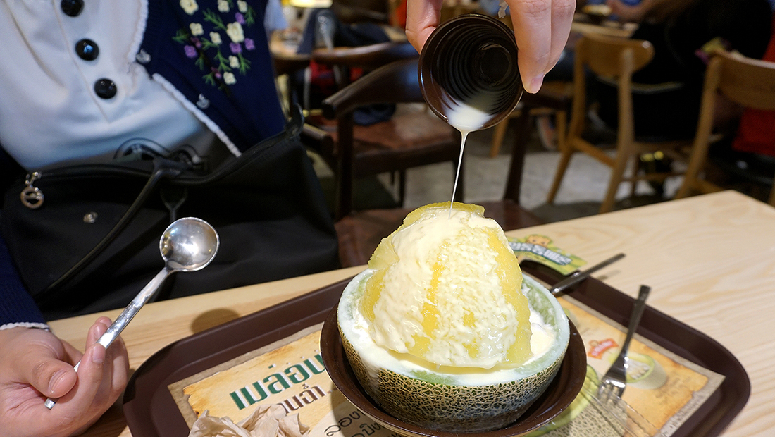 KOREAN DESSERT CAFE SULBING SIAM 19