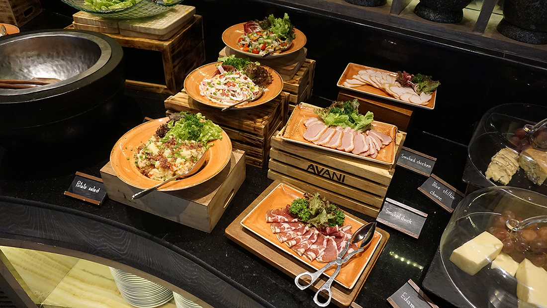 Sunday Brunch Buffet AVANI Atrium Bangkok Hotel 12