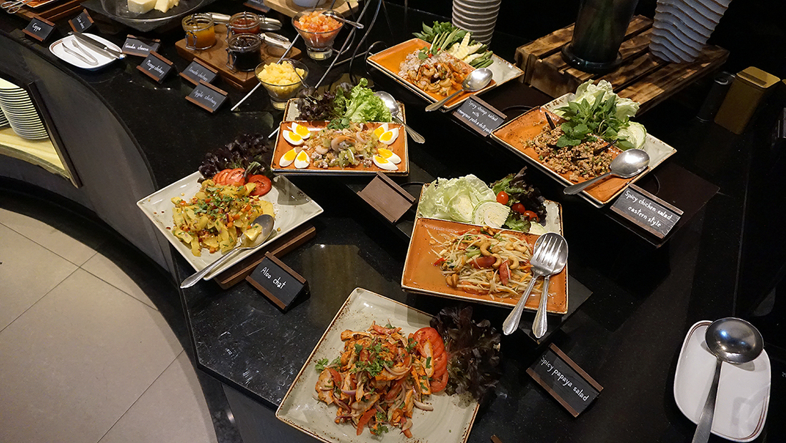 Sunday Brunch Buffet AVANI Atrium Bangkok Hotel 17
