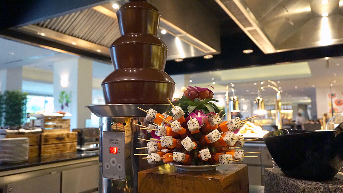 Sunday Brunch Buffet AVANI Atrium Bangkok Hotel 27