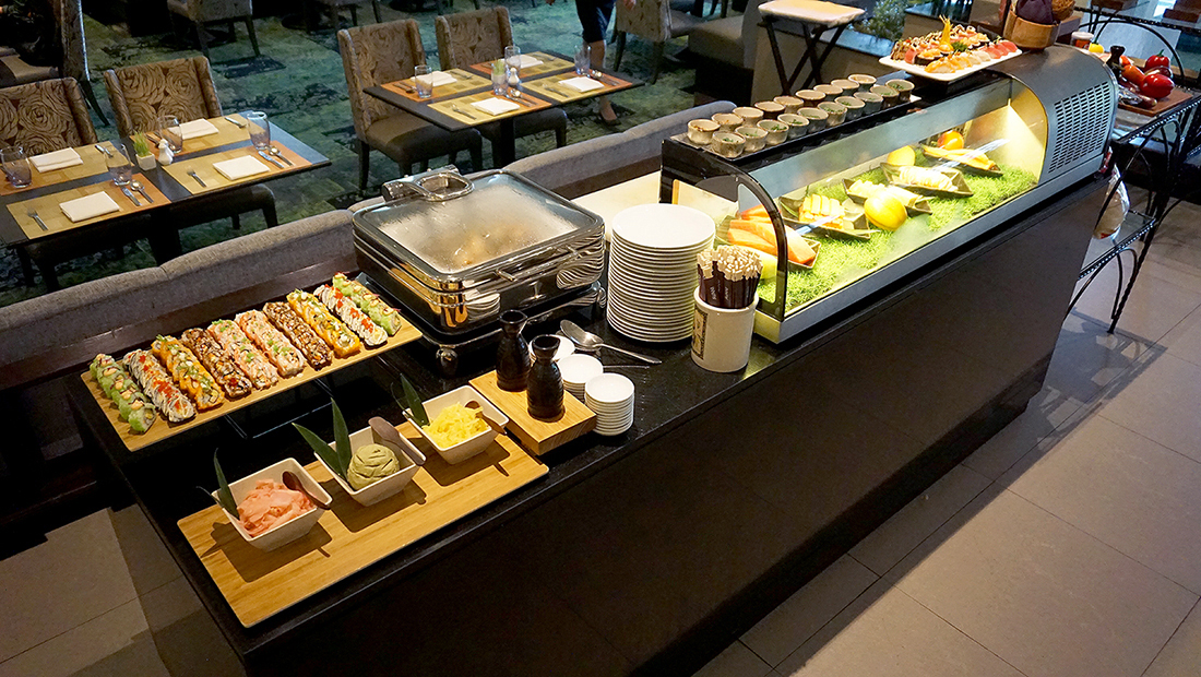 Sunday Brunch Buffet AVANI Atrium Bangkok Hotel 6