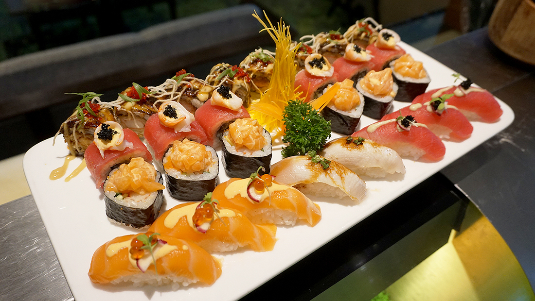 Sunday Brunch Buffet AVANI Atrium Bangkok Hotel 8