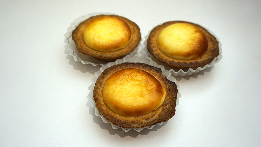 BAKE CHEESE TART 10