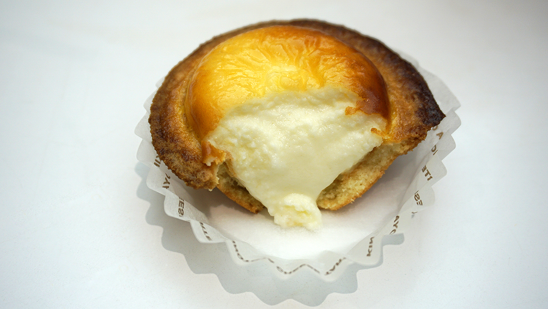 BAKE CHEESE TART 11