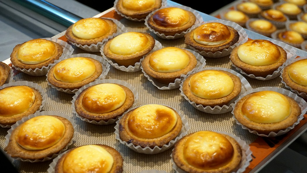 BAKE CHEESE TART 5