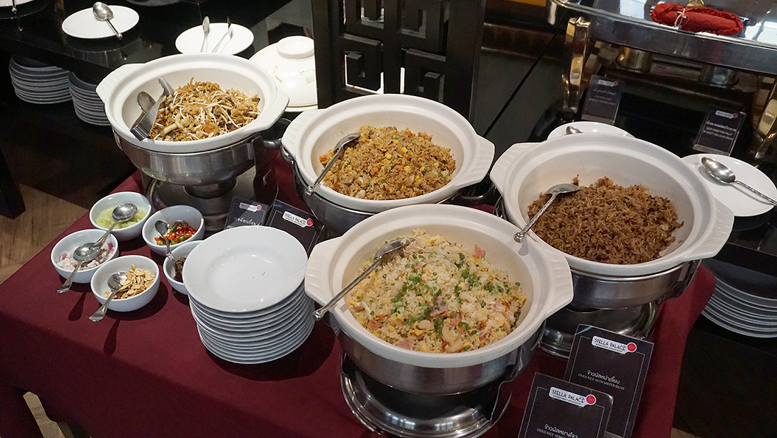 International Caravan Buffet Premium Selection BAIYOKE SKY HOTEL BANGKOK 21