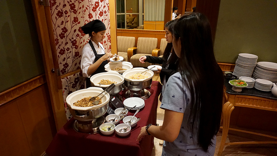 International Caravan Buffet Premium Selection BAIYOKE SKY HOTEL BANGKOK 60