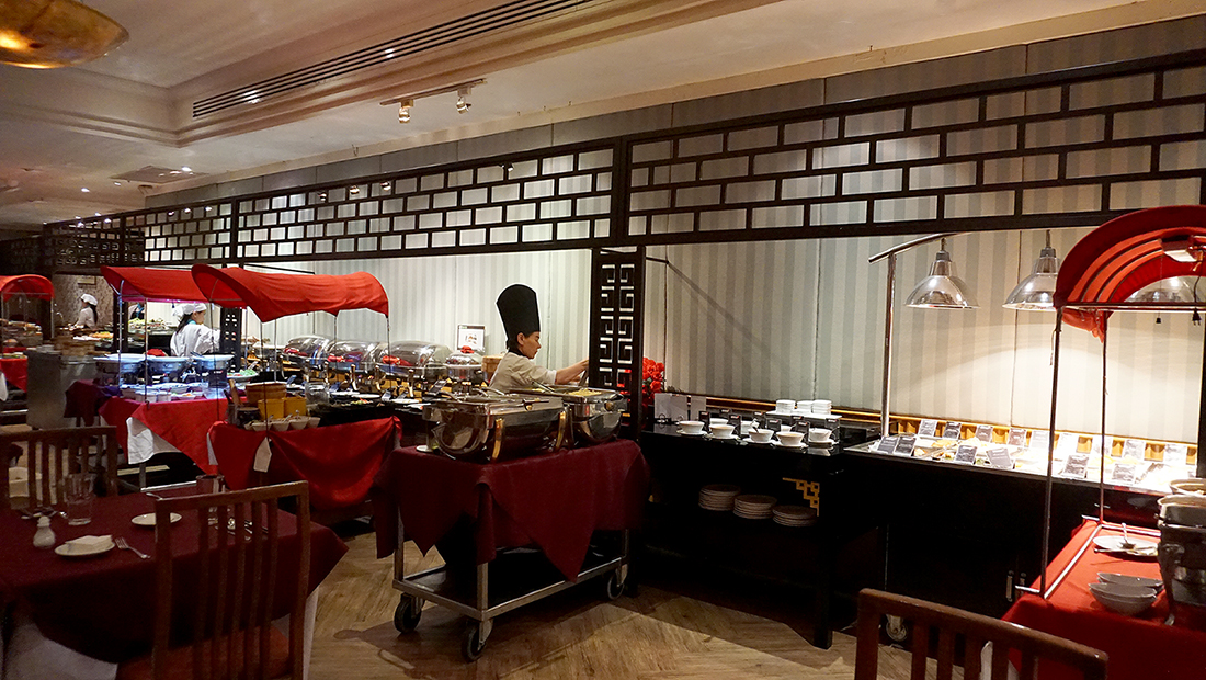 International Caravan Buffet Premium Selection BAIYOKE SKY HOTEL BANGKOK 8