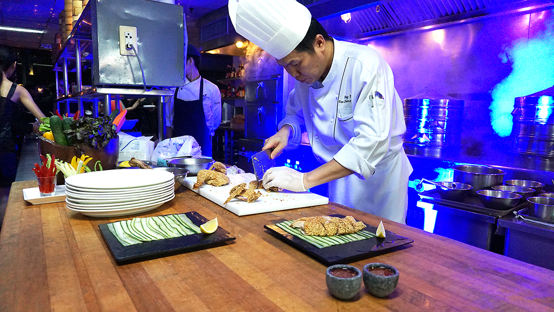 Exclusive Tasting Dinner by Chef Teng Kam Seng 11