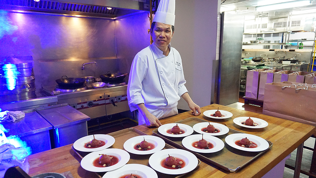 Exclusive Tasting Dinner by Chef Teng Kam Seng 24
