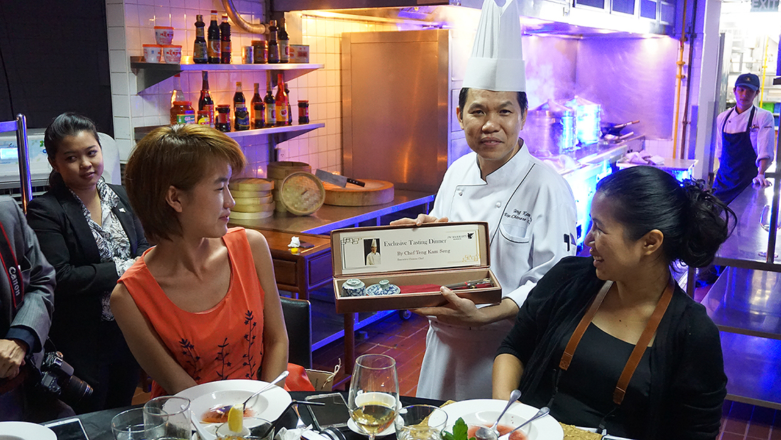 Exclusive Tasting Dinner by Chef Teng Kam Seng 26